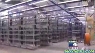 A look inside America's largest Bitcoin mining operation