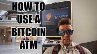 Bitcoin ATMs – How To Use Them
