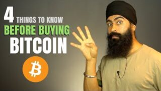 Bitcoin – What You NEED To Know Before Investing in Bitcoin