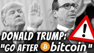 BREAKING NEWS!!! DONALD TRUMP SAID THIS ABOUT BITCOIN…!!!
