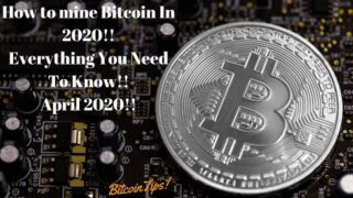 How To Start Mining Bitcoin In 5 Minutes In 2020!! Everything You Need To Know!!