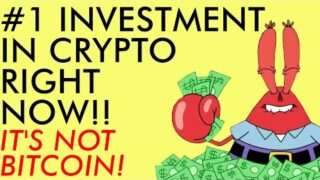 THE NUMBER ONE INVESTMENT IN CRYPTO RIGHT NOW – 2020 – (spoiler it's not Bitcoin)