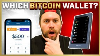 What Is The Best Bitcoin Wallet?! — (Bitcoin Basics)