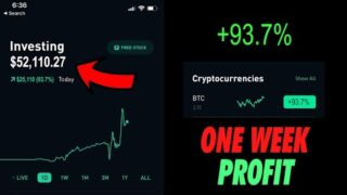 Why I bought 1000 dollars worth of Bitcoin Today | Investing in Cryto
