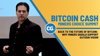 Back to the Future of Bitcoin:  Why Miners Should Support Satoshi Vision