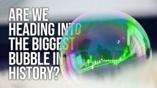 Bitcoin: Are We Heading Into The Biggest Bubble In History?