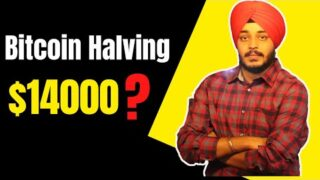 Bitcoin Halving $14000 | Right Time to Invest in Crypto | Alt Coin Future | Bitcoin Halving 2020
