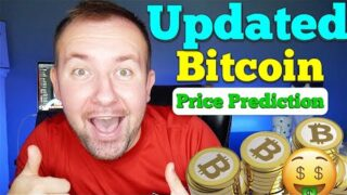 Bitcoin Hits All Time Highs – My New Bitcoin Price Prediction ( MUST WATCH )