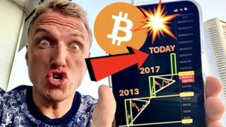 BITCOIN IS WRITING HISTORY RIGHT NOW!!!!!!!!!!!!!!!!!!! [watch fast..]