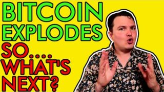 BITCOIN PRICE EXPLODES, WHAT HAPPENS NEXT WILL BLOW YOUR MIND! [Altcoin Season Getting Close]