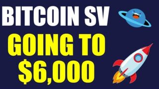 Bitcoin SV (BSV) Could Hit $6000 in the future! Potential versus Bitcoin and Bitcoin Cash