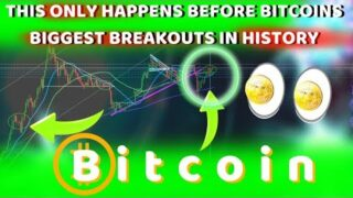 BREAKING!!! BITCOIN ONLY DOES THIS BEFORE ITS BIGGEST BREAKOUTS IN HISTORY!!! – IT'S ABOUT TO HAPPEN