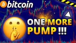 Daily Crypto Technical Analysis: ONE More PUMP Before The DUMP On BTC // Bitcoin Price Prediction