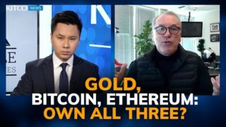 Frank Holmes: $2,600 gold is 'very doable'; Bitcoin, Ethereum's future explained