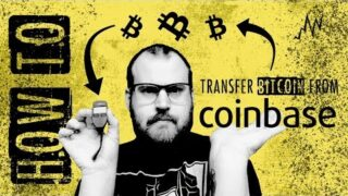 How To Transfer Bitcoin From Coinbase To Your Own Wallet