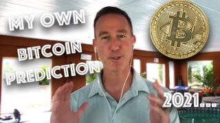 My BITCOIN Price Prediction + My Price Point To STOP Dollar-Cost-Average Buying.