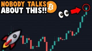 NOBODY IS TALKING ABOUT THIS BITCOIN CHART!!!!! – INSANE BITCOIN TARGET!!! – Bitcoin Price Update
