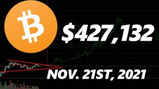 This Bitcoin Prediction is SCARY Accurate!! ($427,313 by Nov. 21st, 2021)