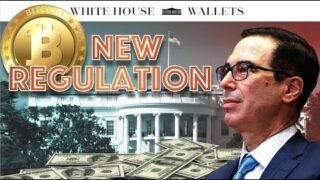 US TREASURY Reveals CRUSHING Bitcoin & Crypto Wallet Regulation. Why It's BAD for Exchanges.