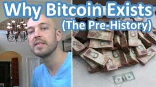 Why Bitcoin Exists (The Pre-History of Bitcoin)