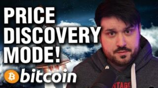 Why Bitcoin in Price Discovery Mode Is SO HUGE!!