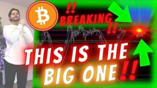 WILL **THIS** MASSIVE BITCOIN SETUP BREAKOUT BEFORE OUR ESTIMATED DATE?? – (exact target AND date)