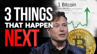 3 THINGS That WILL HAPPEN TO BITCOIN NEXT (BITCOIN PRICE IN 2021)