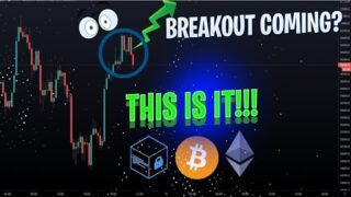 BITCOIN BREAKOUT COMING? BTC, ETH, LINK PRICE PREDICTION, TECHNICAL ANALYSIS, TARGETS, NEWS