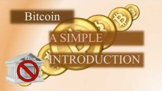 Bitcoin technology explained in a simple way