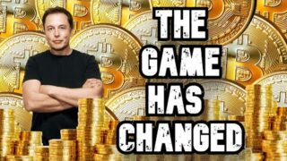 BITCOIN TO $250K BY END OF YEAR?  ELON MUSK & TESLA JUST CHANGED THE CRYPTO GAME FOREVER!