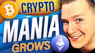 CRYPTO MANIA CONTINUES ALTCOINS REFUSE TO STOP!!! Ivan on Tech