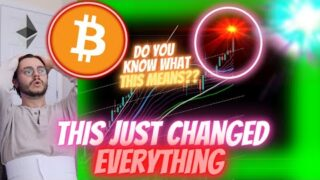 **EVERYTHING** JUST CHANGED – ALL BITCOIN PRICE PREDICTIONS NEED REVAMPED – ETHEREUM BLASTOFF!!!
