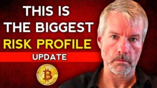 Michael Saylor Update On Bitcoin,Tesla, Elon Musk And Gold | Why Bitcoin Price Going Up?
