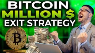 Urgent Bitcoin Strategy: When To TAKE PROFITS!?!🤑 (Step-by-step guide)