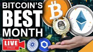 Best Month For Bitcoin (Ethereum Will Change Your Life in April)