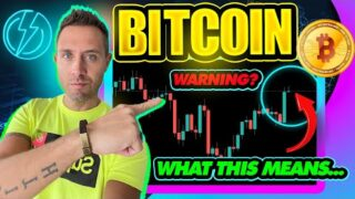 BITCOIN BREAKS OUT AS PREDICTED! (WARNING! Important BTC price data!)