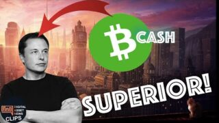 Bitcoin Cash is SUPERIOR to Bitcoin (Payments). Elon Musk agrees