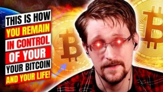 Bitcoin Is Free Money and Can Skyrocket When It Fixes This One Thing! Edward Snowden – Btc