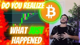 BITCOIN RIGHT NOW!!! DO YOU REALIZE WHAT IS HAPPENING? – VERY VERY BIG ETHEREUM TARGET REVEALED!