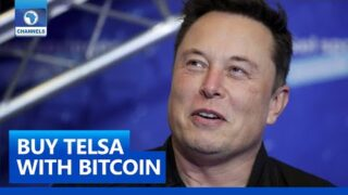 Consumers Can Buy Telsa With Bitcoin – Elon Musk
