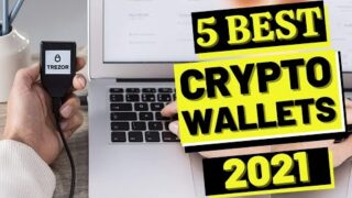 ✅ Top 5: Best Crypto Wallet 2021 | Excellent For Keeping Your Crypto Safe
