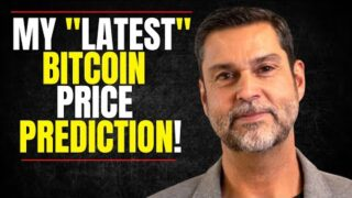 Raul Pal's latest Bitcoin Price Prediction | Bitcoin Always Skyrocket After this HAPPENS