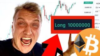 THIS IS MY NEW RISKY👀 $10 MILLION BITCOIN & ETHEREUM TRADE!!!!!!!!! [exact target]