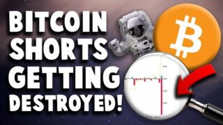 BITCOIN SHORT SQUEEZE IS HERE! BITCOIN PRICE PREDICTION AND TECHNICAL ANALYSIS 2021!