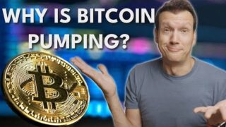 WHAT JUST HAPPENED to the Bitcoin PRICE?? (HUGE NEWS)