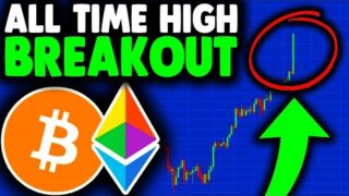 BITCOIN ALL TIME HIGH & ETHEREUM BREAKOUT NOW!! BITCOIN & ETHEREUM PRICE PREDICTION & ETH NEWS TODAY
